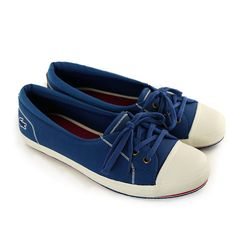 Lacoste Rohini 7 Fashion Sneakers Blue Size 8.5 * To view further for this  item,