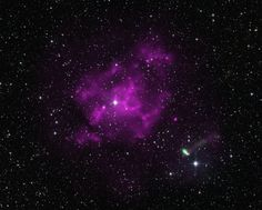Has the Speediest Pulsar Been Found? Researchers using three different telescopes — NASA's Chandra X-ray Observatory and ESA's XMM-Newton in space, and the Parkes radio telescope in Australia — may have found the fastest moving pulsar ever seen. Space Photos, Space Images, Cosmos, Neutron Star, Space And Astronomy, Astronomy Science, Science Photos, Pulsar, Light Year