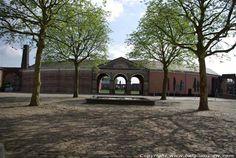 Museum van Moderne Kunst - Site Grand Hornu HORNU/BOUSSU. Ren H.Guchez; Mus. P.Hebbelinck. Foto door Johan De Bock.