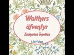 Walthers äfventyr ... LJUDBOK AUDIO BOOK [Swedish] Audio Books, Cover