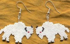 Free Seed Bead Patterns Animals