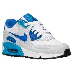 separation shoes 32296 ef173 Boys  Big Kids  Nike Air Max 90 Casual Shoes