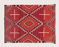 A Navajo history lesson that begins and ends with the tribe's rich textile designs.