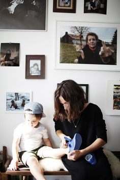 Check out these photos and interview with Mary Elizabeth Ford, a Seattle mama of…