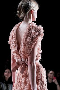 Elie Saab Spring 2011 Couture collection.