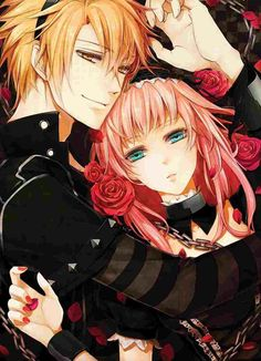 Amnesia - Toma and Heroine
