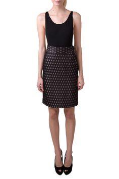 Prada Textured Print Skirt $30/Week