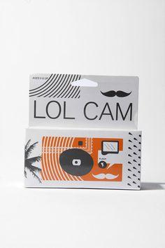 LOL Disposable Camera