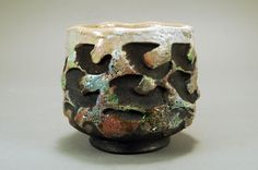 Raku Chawan - Recent Vessels - Gallery - Ceramic Arts Daily Community  Steven Branfman