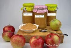 Kuchnia u Krysi : Mus z jabłek do słoiczków Apple, Fruit, Food, Apple Fruit, Essen, Meals, Yemek, Apples, Eten