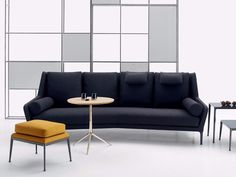 B&B Italia presents the new Édouard sofa | Seating | Pinterest ...