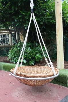 24 Fascinating Outside Swings
