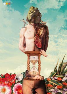 Meu corpo, meu gênero... minha sexualidade.    #collage