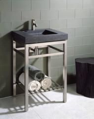 Check out the deal on Stone Forest - 24 Inch Slab Vanity at Plumbtile