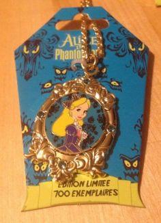 View Pin: DLRP - Alice In Phantomland - Alice Medallion