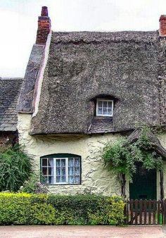 Sweet little thatched cottage