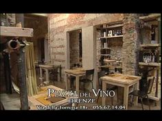 PIAZZA DEL VINO:, awesome, spacious wine bar and restaurant with great ambience. Outside of city center.