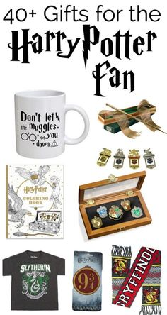 Is a Harry Potter fan on your gift list? These gifts will be perfect for any Harry Potter loving muggles! Harry Potter Drawings, Harry Potter Tumblr, Harry Potter Hermione, Harry Potter Gifts, Harry Potter Birthday, Harry Potter Books, Harry Potter World, Harry Potter Memorabilia, Gifts For Girls