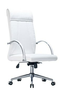 Nori Modern Office Chair | office furniture white | office white furniture | contemporary office chairs  www.onlywhitefurniture.com White Office Furniture, Home Office Chairs, Contemporary Office Chairs, Contemporary Furniture, High Class, Modern, Amp, Home Decor, Trendy Tree