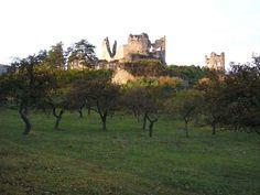Slovakia, Divín - Castle