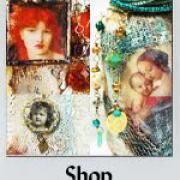 Mixed Media Art Wordshop by Zinnia : Altered Art Craftgate.com Art and Craft Site Directory http://www.craftgate.com/Altered-Art/Mixed-Media-Art-Wordshop-by-Zinnia-l560.html