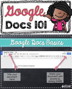 Looking to use Google Docs in your classroom? This simple step-by-step tutorial will get you and your students started!