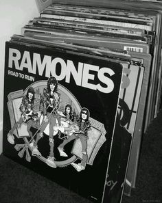 RAMONES - #music #album #cover