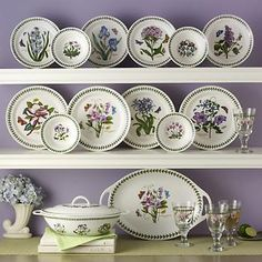 Portmeirion  Botanic Garden  Dinnerware have these and just ... & Portmeirion Botanical Garden Dinnerware. I love mine. | house ...