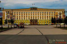 Veliky Novgorod - Palácio do poder