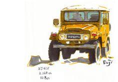 Bj40 Toyota Land Cruiser