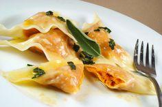 Reggio Emilia tortelli zucca e amaretti