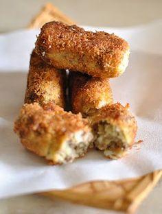 Scandi Foodie: Beef & Potato Korokke - Japanese style croquettes