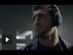▶ Soul Electronics Combat Series Featuring Tim Tebow and Usain Bolt - YouTube