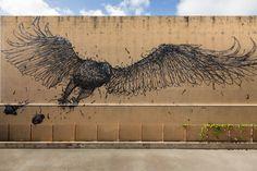 STREET ART UTOPIA » We declare the world as our canvasDALeast-'Abscission', Honolulu-Hawaii,2013(photo-Brandon Shigeta)-fixed » STREET ART UTOPIA