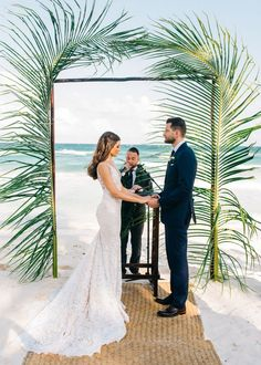 Make your destination wedding come true with these expert tips. Photography: Sean Cook Wedding Photography