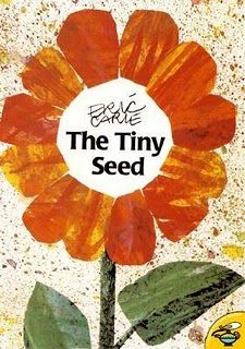 Book: The Tiny Seed by Eric Carle