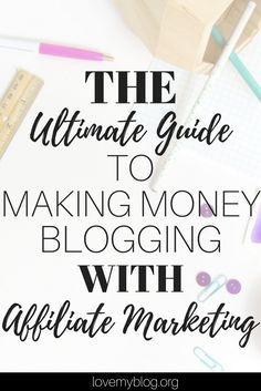 Making Money Bloggin