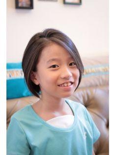 キッズボブヘア Asian Hair Trends, Salons, Hair Styles, Kids, Hair Plait Styles, Young Children, Lounges, Boys, Hairdos