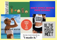 My Motivational board 4