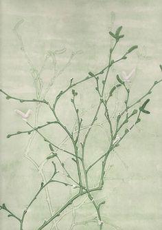 Pernille Folcarelli Birch Green A5 kort