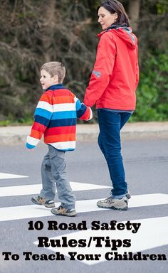 Do you want to help your kids learn about road safety rules? Here are 10 important tips that you should keep in mind, when it comes to road safety for kids.