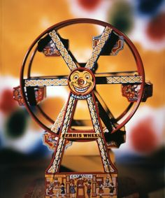 "David Levinthal, ""Ferris Wheel"" on LittleCollector"