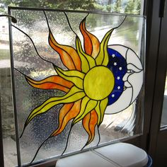 Stained Glass Heirlooms: Natures Elements