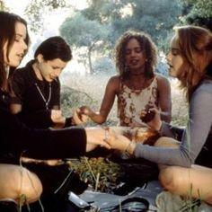 The Craft 1996, The Craft Movie, Witch Aesthetic, Aesthetic Art, Aesthetic Pictures, Movies Showing, Movies And Tv Shows, Rachel True, Fairuza Balk