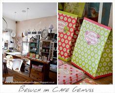 Ein Dekoherzal in den Bergen: BESUCH IM CAFE GENUSS Bergen, Organization, Home Decor, Getting Organized, Organisation, Decoration Home, Interior Design, Home Interior Design, Home Improvement