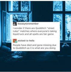 Street Quidditch
