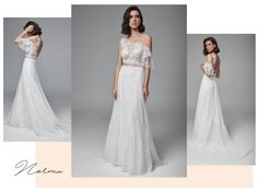 Collection 2019 - Creations Atelier Wedding Dresses, Collection, Fashion, Atelier, Bride Dresses, Moda, Bridal Gowns, Fashion Styles, Weeding Dresses