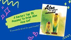 ALOE VERA JUICE DRINK - 10 Top Reasons to drink it #aloeverajuicedrink #...