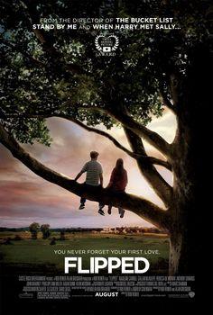 Flipped- Entendía lo que quería decir de que el todo es más que la suma de sus partes. Dijo que era igual con la gente pero que con la gente, el todo podía ser menos.