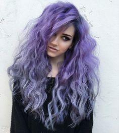 #pastelhair #purplehair #dyedhair #olaplex #ombre